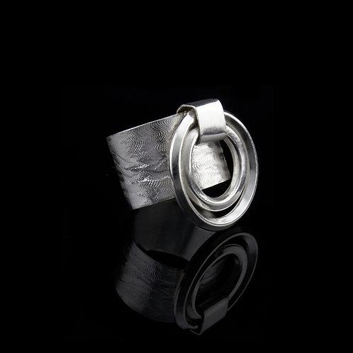 Hoop Ring (Silver)