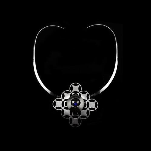Inspired Gemstone Collar