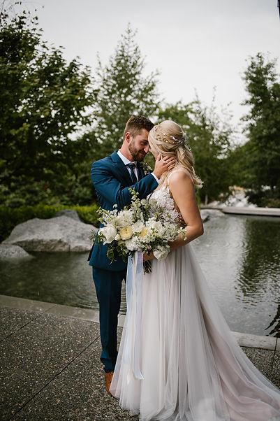 wedding couple bridal photography