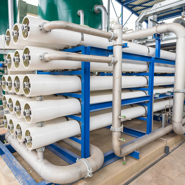 WATER PURIFICATION / REVERSE OSMOSIS