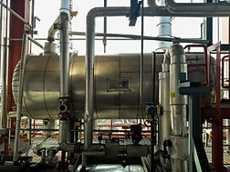 Industrial Equipment which is boiler, fi