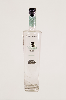 Mezcal Don Galo Espadin 750 ml bottle