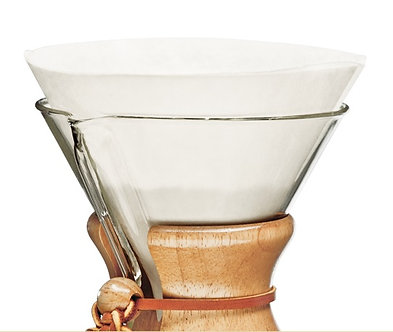 Chemex Filters 3-6 cup 'FC 100'