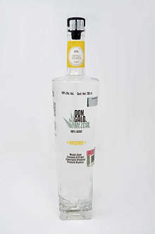 Mezcal Don Galo Tepeztate bottle 750 ml
