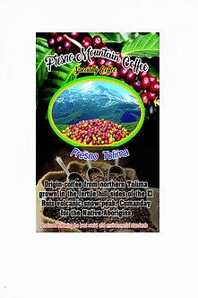 Fresno Mountain Coffee