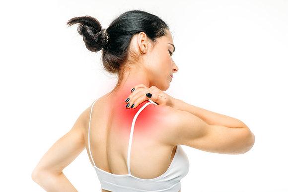 Voucher na masaż leczniczy