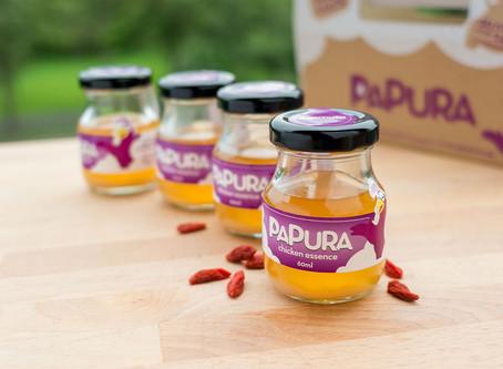 Fresh & Natural, Papura Chicken Essence Tastes Goooood!