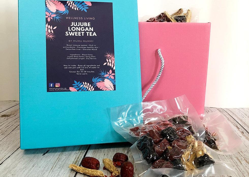 JuJuBe Longan Sweet Tea