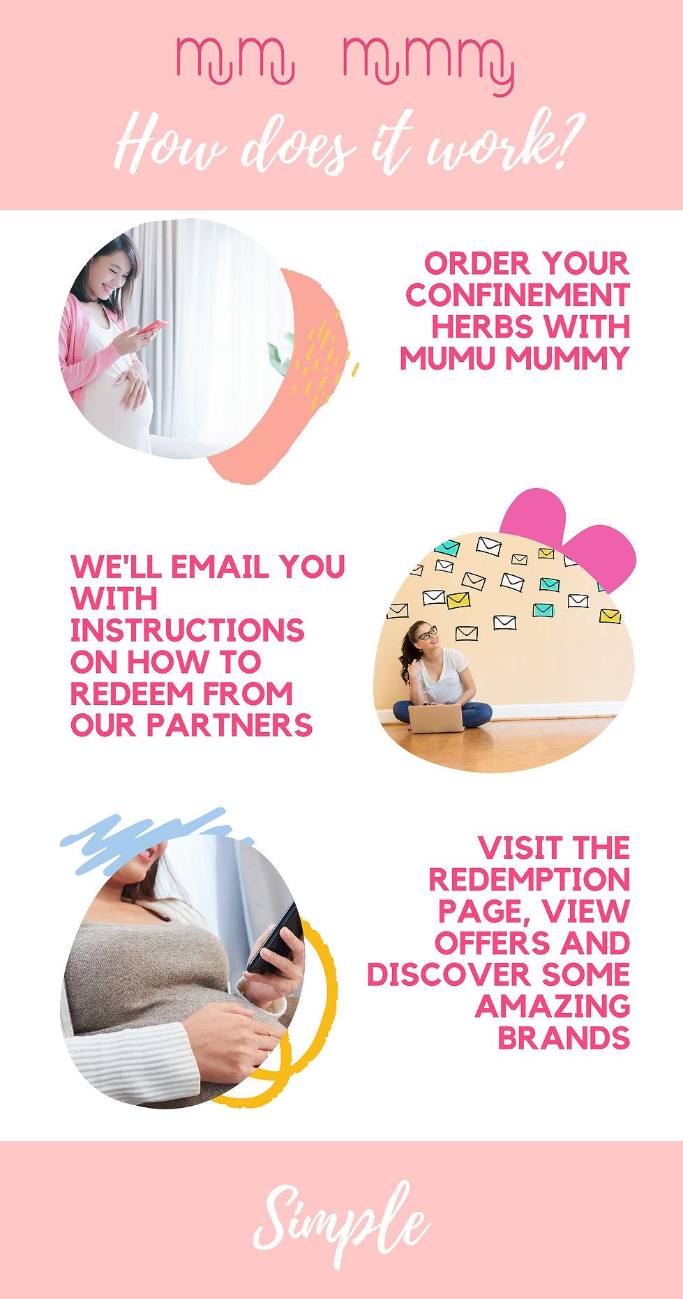 MuMu Mummy Confinement Herbs Partners In