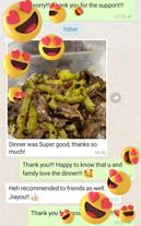 Ji Xiang Customer Review