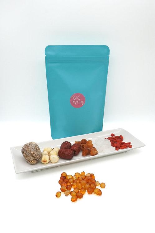 Peach Gum with Longan & Lotus