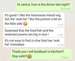 Ji Xiang Customer Review