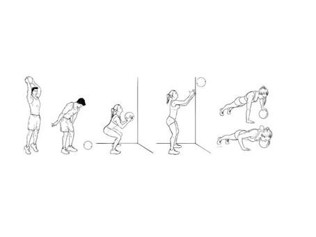 Quais são as diferenças entre um Slam Ball, Wall Ball e Medicine Ball?