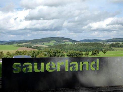Ausblick ins Hawerland
