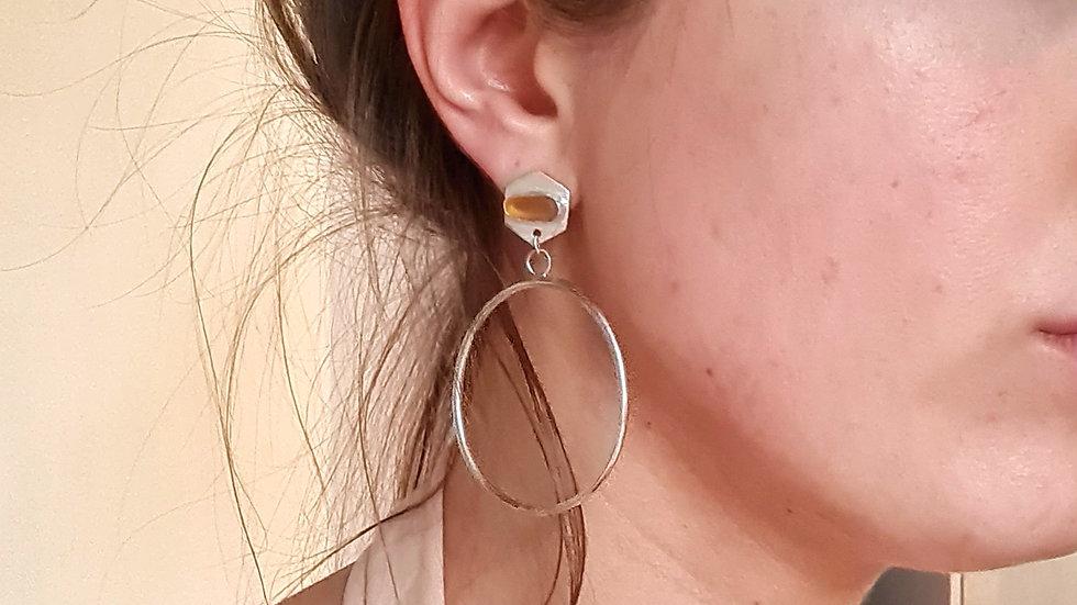 Gonia Hoop Earing