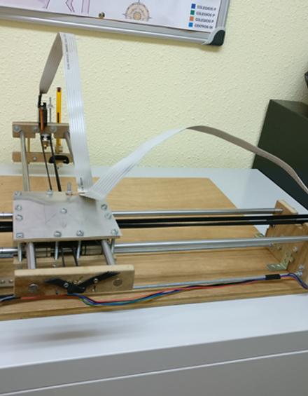 Robot Dibujante - IES San Blas Alicante.