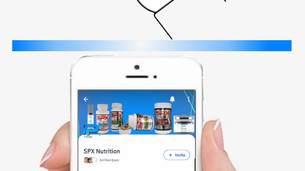 The NEW App. from SPX Nutrition