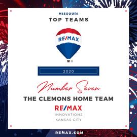 The Clemons Home Team Top Teams.jpg