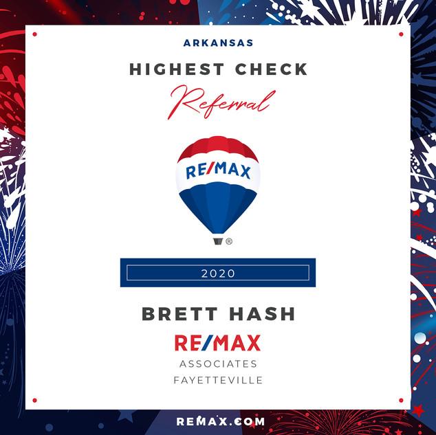 Brett Hash Highest referral check.jpg
