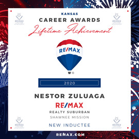 NESTOR ZULUAGA Lifetime Achievement Awar