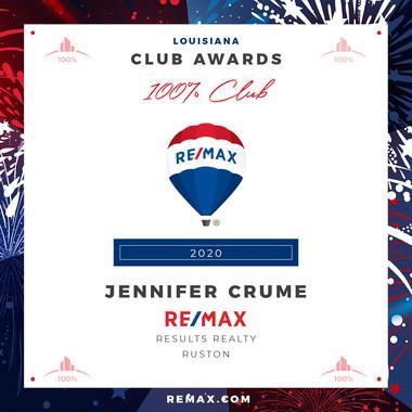 JENNIFER CRUME 100 CLUB.jpg
