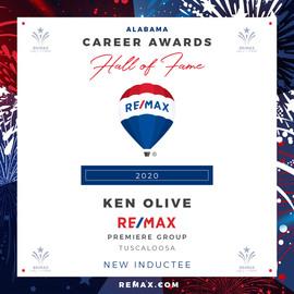 KEN OLIVE Hall of Fame Award.jpg