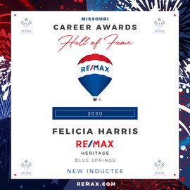 FELICIA HARRIS Hall of Fame Award.jpg