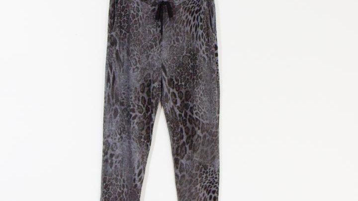 Soft Touch Animal Print Lounge Pants