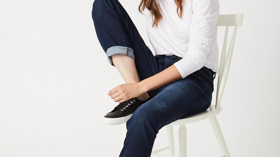 White Stuff - Straight Dark Denim Jeans