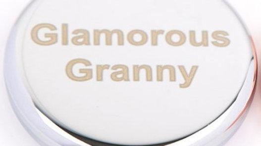 Glamorous Granny Sparkle Compact Mirror