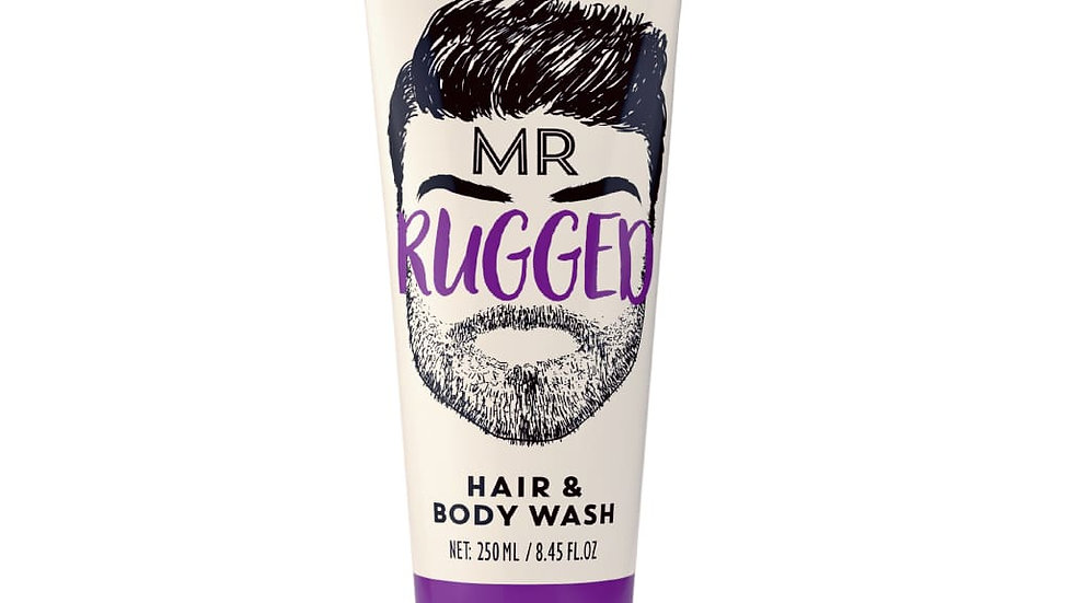Mr Rugged Shower Gel