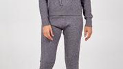 Knitted Cable Lounge Suit