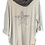 Thumbnail: Cotton Long Tunic with Sequin Star