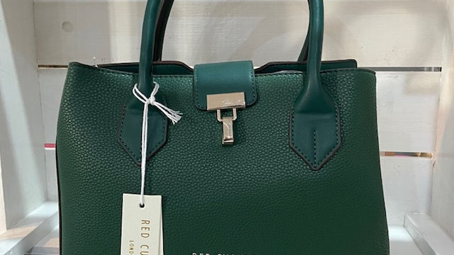 Dark Green Small Handbag
