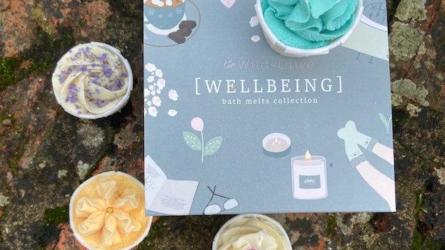 Wellbeing Bath Melts Gift Box
