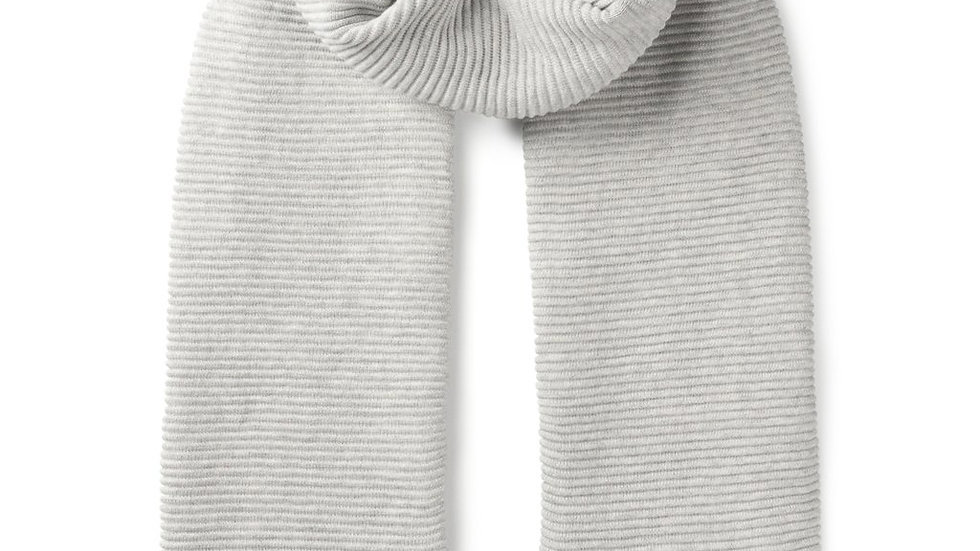 Tilly Scarf,Luxurious, ribbed long scarf