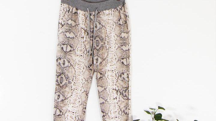 Snakeskin Lounge Pants