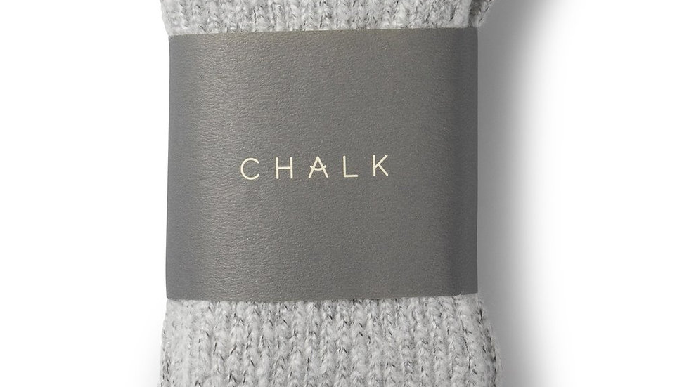 Luxurious Ribbed Socks