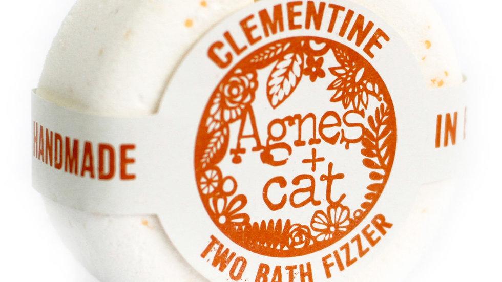 Agnes + Cat Scented Bath Fizzer (Vegan)