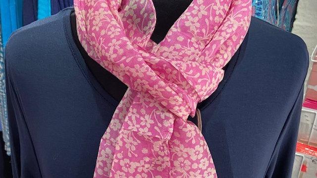 100% Silk Rectangle Scarf
