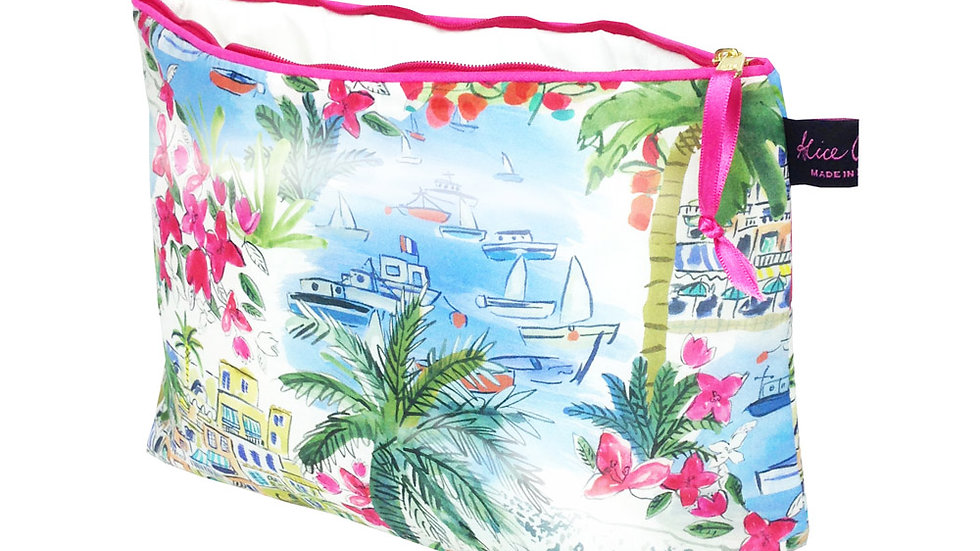 Wash Bag Cape Vista - Liberty Print