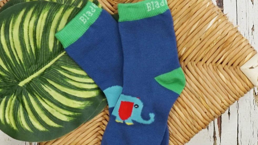 Elephant Ankle Socks