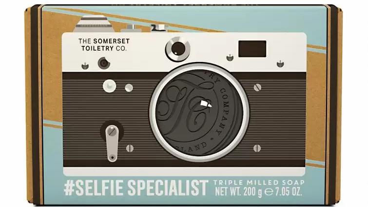 Retroman Selfie Soap – For The Vain Man