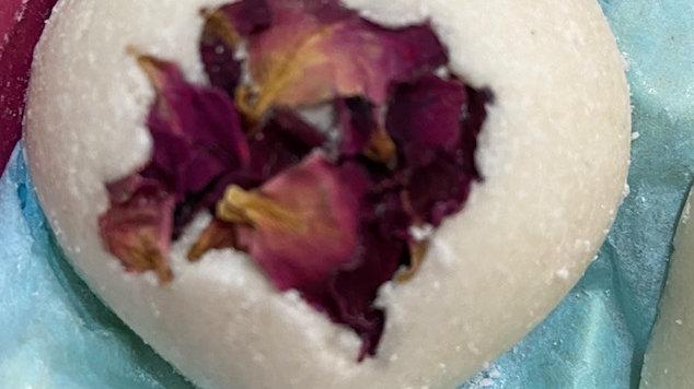 Moroccan Rose Petal Bath Mallow (Vegan)