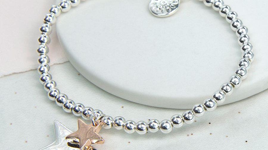 Double Star Bracelet
