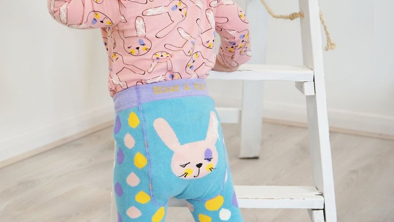 Mrs Bunny Knitted Leggings