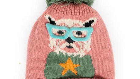 Luxury Fleece Lined Bobble Hat
