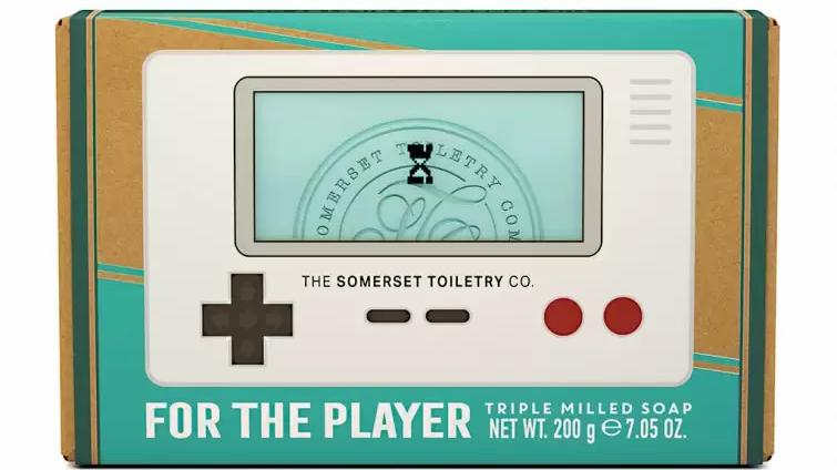 Retroman Soap – For The Player