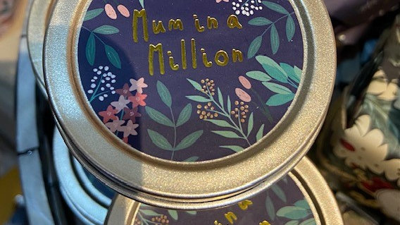 In a Million Candle - Nan or Mum