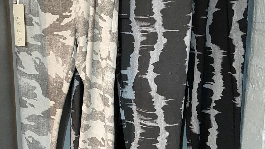 Magic Trousers Tie Dye Lounge Joggers